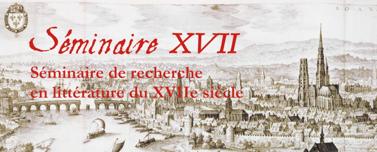 Séminaire XVII